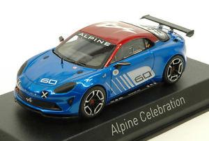 【送料無料】模型車 スポーツカー アルパインディエップモデルalpine celebration dieppe 2015 143 model norev
