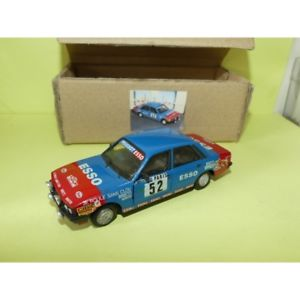 【送料無料】模型車 スポーツカー プジョー505 srd 52143 47emeモンテcarlo 1981dorcheミニpeugeot 505 srd 52 rally monte carlo 1981 dorche mini racing 143 47me