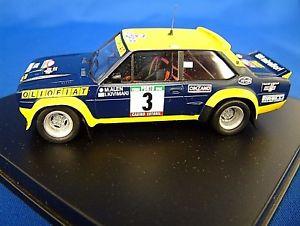 【送料無料】模型車 スポーツカー スポーツカー listingtrofeu portuga 1403 1403fiat 131abarthwinner portugal rally 1977 alankivimaki listingtrofeu 1403 fiat 131 abarth winner portuga, ブゼンシ:8d3c995f --- mail.ciencianet.com.ar