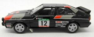 【送料無料】模型車 スポーツカー trofeu 143ダイカスト37audi quattro rallye de portugal 1981trofeu 143 scale diecastrally 37 audi quattro rallye de portugal 1981
