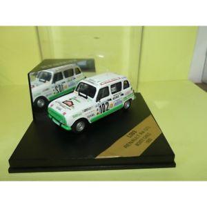 【送料無料】模型車 スポーツカー ルノーモンテカルロラリーrenault 4 gtl rallye monte carlo 1993 l093 143 speed cesbron