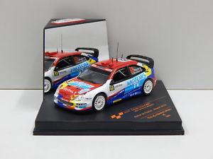【送料無料】模型車 スポーツカー シトロエンクサララリードフランスミュラー143 citroen xsara wrc rallye de france ymullergmondesir 68 vitesse 4324