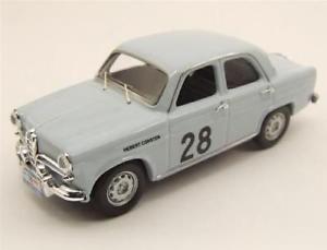 【送料無料】模型車 スポーツカー アルファロメオジュリエッタti ダイカストツールドフランス1958 rio4155 143モデルalfa romeo giulietta ti tour de france 1958 rio4155 143 model diecast