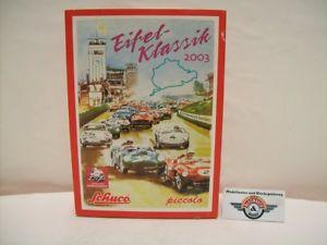 【送料無料】模型車 スポーツカー 4erセットschucoピッコロovp 190 2003アイフェルeifel classic for historical vehicles 2003, 4er set, schucopiccolo 190, ovp