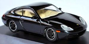 【送料無料】模型車 スポーツカー ポルシェカレーペブラックメタルホイール