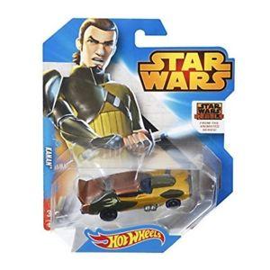 【送料無料】模型車 スポーツカー ホットホイールズ スターウォーズrebalkanancnb53toyshot wheels star wars character car rebal kanan cnb53 toys