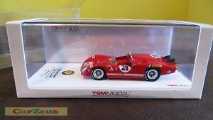 【送料無料】模型車 スポーツカー アルファロメオルマン#143 truescale miniatures tsm alfa romeo tipo 333, 1970 24hr le mans, 38