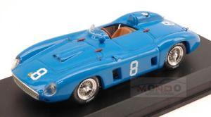 【送料無料】模型車 スポーツカー フェラーリ860モンツァ8キューバ1957 ecastellotti 143モデルart174モデルferrari 860 monza 8 retired cuba 1957 ecastellotti 143 art model art174