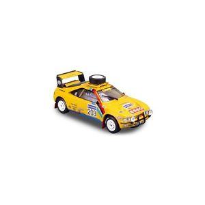 【送料無料】模型車 スポーツカー プジョーパリダカールラリーバタネン#norev peugeot 405 t16 paris dakar 1990, avatanen bberglund 203, 143