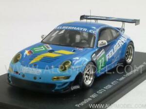【送料無料】模型車 スポーツカー ポルシェルマンスパークporsche 997 gt3 rsr le mans 2011 lieblietzresistance 143 spark s3418