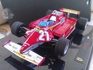 【送料無料】模型車 スポーツカー #スクーデリアフェラーリヴィルヌーヴ