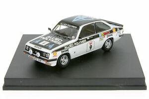 【送料無料】模型車 スポーツカー 143 tr1802フォードエスコートrs 2000バタネンgb 1976143 tr1802 ford escort rs 2000 vatanen rally gb 1976