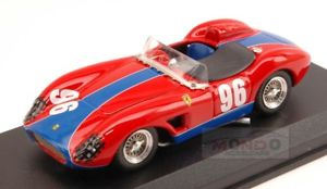 【送料無料】模型車 スポーツカー フェラーリ#セブリングアートモデルアートモードferrari trc 500 96 winner 3h sebring 1958 cunningham 143 art model art172 mode