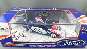 【送料無料】模型車 スポーツカー グレンフィルタフォードシグネチャーシリーズスケールglen seton ftr ford au falcon 2000 signature series 143 scale