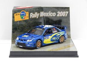 【送料無料】模型車 スポーツカー 143スバルimpreza wrc 2007メキシコpsolbergpmills7 vitesse 43125143 subaru impreza wrc 2007 rally mexico psolbergpmills 7 vitesse