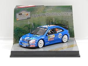 【送料無料】模型車 スポーツカー シトロエンクサラ#143 citroen xsara wrc 2007 rallye deutschland tgardemeisterjhonkanen 14