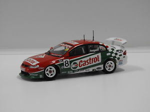 【送料無料】模型車 スポーツカー ホールデンコモドールレーシング#クラシック143 holden vx commodore castrol racing ringall 2002 8 classic carlectable