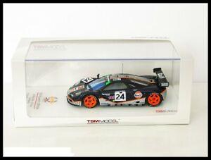 【送料無料】模型車 スポーツカー マクラーレン#ルマンmclaren f1 gtr 24 24 hours le mans 1995 tsm