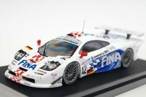 【送料無料】模型車 スポーツカー 143 hpi 8171マクラレンf1 gtrレ199742143 hpi 8171 mclaren f1 gtr le mans 1997 42