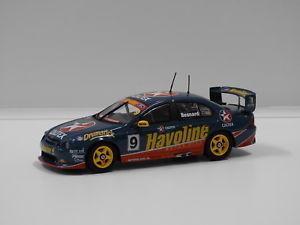【送料無料】模型車 スポーツカー 143フォードauハヤブサ havolineレーシングdbesnard20029carlectables 2143 ford au falcon havoline racing dbesnard 2002 9 classic carlect