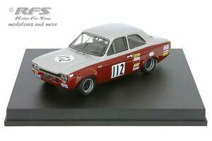 【送料無料】模型車 スポーツカー フォードエスコート1300 gt mk ibtcc 1969ジョンフィッツパトリック143 trofeu 0534