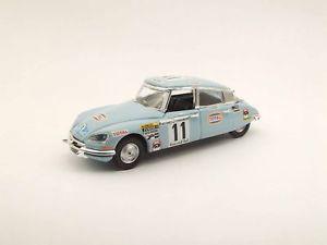 【送料無料】模型車 スポーツカー citroen dsdel marocco 1972 neiretterramorsi11 rio 143 rio4336モデルcitroen ds rally del marocco 1972 neiretterramorsi 11 rio