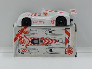 【送料無料】模型車 スポーツカー フットワークレーシングカー55 tomica nafootwork race car 55 tomica na