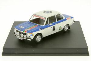 【送料無料】模型車 スポーツカー ケースオリンピアラリーラリー143 trofeu bmw 2002 ti case olympia rally 1972 143 rally tr 1710