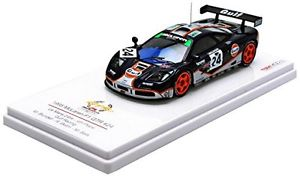 【送料無料】模型車 スポーツカー マクラーレン#ルマンブランデルサラモデルmclaren f1 gtr 24 4th le mans 1995 blundellbellmsala 143 model