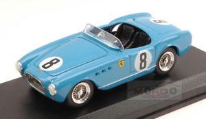 【送料無料】模型車 スポーツカー フェラーリ225s8 dnf 12hセブリング1953ヒル143モデルart254モデルferrari 225s 8 dnf 12h sebring 1953 hillspear 143 art model art254 model