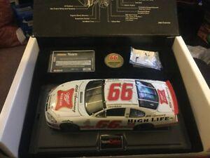 【送料無料】模型車 スポーツカー #チャドミラーハイライフチーム124 nascar 66 chad blount 2003 miller high life team caliber owners 6791200