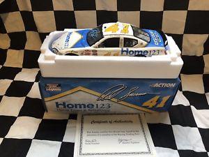 【送料無料】模型車 スポーツカー リードホームサイン2006 reed sorenson home 123 124 autographed wcoa