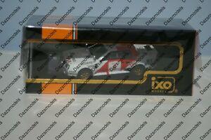 【送料無料】模型車 スポーツカー 1984 ネットワークトヨタセリカターボサファリラリーixo twincam toyota bwaldegard celica twincam turbo safari rally 1984 bwaldegard 143 rac258, セレクトショップreal:889d5f42 --- sunward.msk.ru