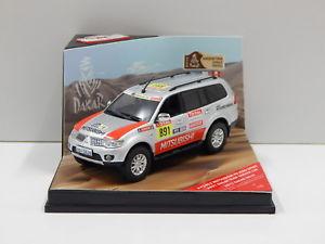 【送料無料】模型車 スポーツカー パジェロスポーツダカールラリーダカールラリーチームサービス#143 mitsubishi pajero sport 2012 dakar rally dakar team service car 891 vi
