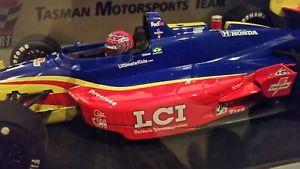 【送料無料】模型車 スポーツカー モデルトニーカナーン#ut model,tasman reynard tony kanaan 21 1998 118 39867 nibrookie of the year