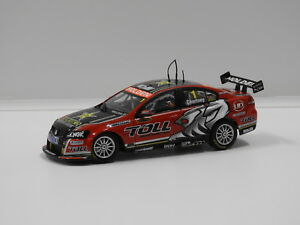 【送料無料】模型車 スポーツカー 143ホールデンvehrtjcourtney20111carlectables10112143 holden ve commodore hrt jcourtney 2011 1 classic carlectables 10112