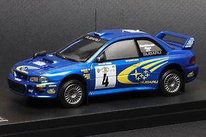 【送料無料】模型車 スポーツカー スバルimpreza wrc99サファリ*juhakankkunen*  hpi8638 143subaru impreza wrc 99 safari rally *juha kankkunen* hpi 8638 143