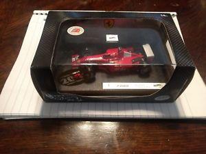 【送料無料】模型車 スポーツカー ホットホイールレーシングフェラーリミハエルシューマッハスケールhot wheels racing ferrari f2001 michael schumacher scale 143