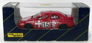 【送料無料】模型車 スポーツカー トップモデルtmc 143022alfa romeo 155 d2 199315 alesitop model tmc 143 scale 022alfa romeo 155 d2 1993 15 alesi