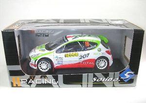 【送料無料】模型車 スポーツカー プジョーラリーズリンpeugeot 207 16 barum rally zlin 2007