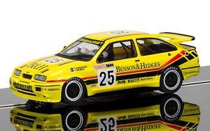 【送料無料】模型車 スポーツカー フォードシエラ#ツーリングカースケールc3868 scalextric ford sierra rs500 tooheys 25 1988 touring car 13 2 scale