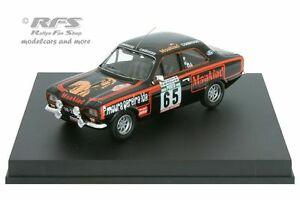 【送料無料】模型車 スポーツカー フォードエスコートrs 1600mk iポルトガル1977グェルラ 143 trofeu 0540ford escort rs 1600 mk i rally portugal 1977guerra 143 trofeu 0540