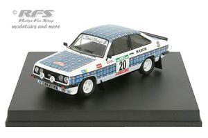 【送料無料】模型車 スポーツカー フォードエスコートrs 2000ポルトガル1979joaquim moutinho 143 trofeu 1809ford escort rs 2000 rally portugal 1979joaquim moutinho 143 tro