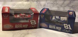 【送料無料】模型車 jr スポーツカー デイルアーンハートジュニアレーススイープセットdale set earnhardt jr 2004 brand bristol race win sweep 164 2 car set brand, トウワチョウ:1b837ea3 --- sunward.msk.ru