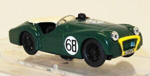 【送料無料】模型車 スポーツカー vitesseモデル143スケールモデルtr3a195861 vitesse models 143 scale model cartriumph tr3a 195861 green