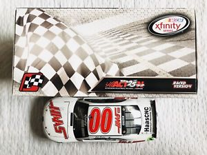 【送料無料】模型車 スポーツカー cole custer hand signed 2017haas nascar homestead xfinity124win carcole custer hand signed 2017 haas nascar homestead xfin
