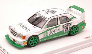 【送料無料】模型車 スポーツカー メルセデス#モデルスケールミニアチュアmercedes 190e evo2 19 dtm 1991 r asch 143 model true scale miniatures