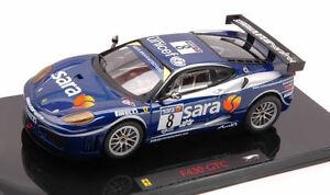 【送料無料】模型車 スポーツカー フェラーリエリートコレクションモデルferrari f430 winner flowers italiano 2007 elite collection 143 model wp9952