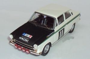 【送料無料】模型車 スポーツカー フォードコルチナラリーヤシford cortina mk 1 1st rac rally 66 soderstrompalmtrofu 2203