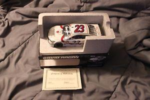 【送料無料】模型車 スポーツカー デビッド#トヨタサイン2016 david ragan 23 shriner's toyota 124 autographed wcoa